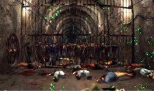 Dead Rising Clocktower Tunnels 3