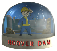 SnowglobeHooverDam