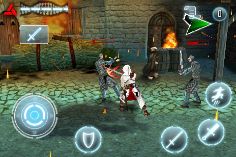 Download Assassins Creed Altairs Chronicles Torrent NDS 2008