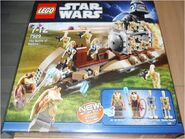 7929 The Battle of Naboo box art