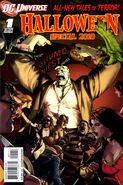 DCU Halloween Special 2010