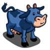 Blue Cow-icon