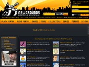 Newgrounds 2007