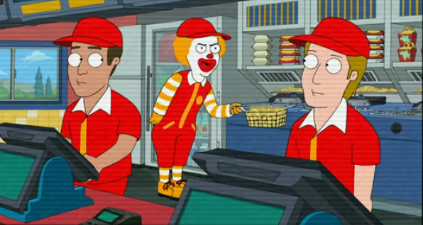 ronald mcdonald is the main symbol for mcdonald s fast food restaurant    Ronald Mcdonald And Friends