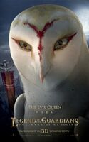 Legend guardians owls gahoole nyra poster-375x600