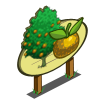 Shinko Pear Tree Mastery Sign-icon
