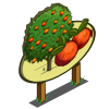 Blood Orange Tree Mastery Sign-icon