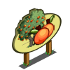 Elberta Peach Tree Mastery Sign-icon