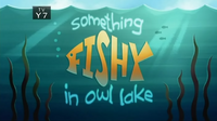 18-1 - Something Fishy In Owl Lake