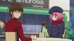 Kanon and Keima