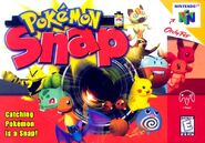 Pokmon Snap Cover