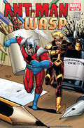 Ant-Man &amp; Wasp Vol 1 1
