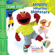 Happyhealthymonsters2007vcd