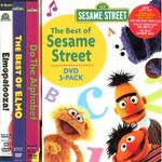 Thebestofsesamestreet3dvdpacks