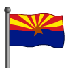 Arizona Flag-icon