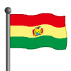 Bolivia Flag-icon