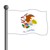 Illinois Flag-icon