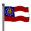 Georgia Flag-icon