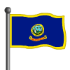 Idaho Flag-icon