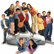 Degrassi Cast Season One