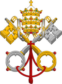 Emblem of the Papacy SE svg