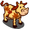 Autumn Cow-icon