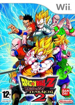 Dbz2 wii