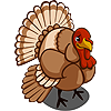 Wild Turkey-icon