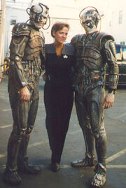 Ivy Borg with Borg