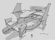 CNCTW Dropship Concept Art 2