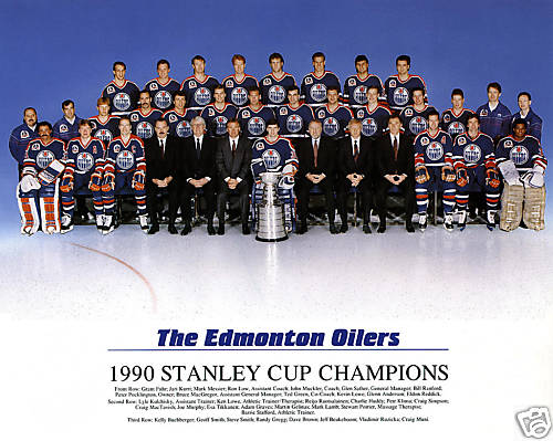 1990 Stanley Cup Finals Ice Hockey Wiki