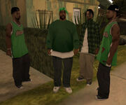 Grove Street Families