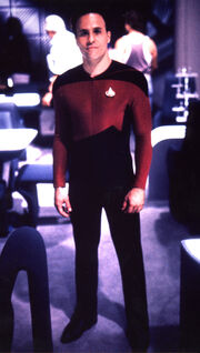 Doug Drexler in uniform