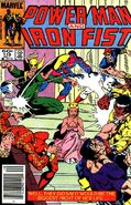 Power Man and Iron Fist Vol 1 110