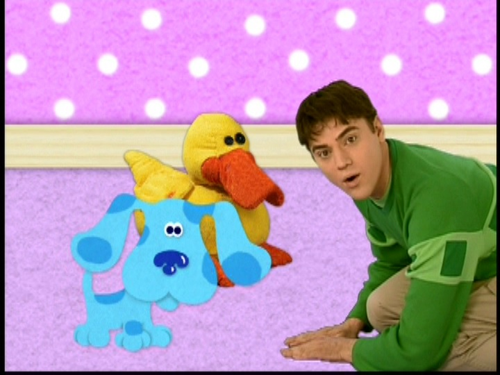 Can you help blue s clues wiki