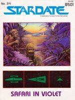 Stardate volume 1 issue 3,4 cover