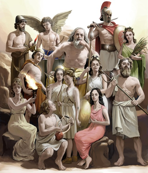 roles of the greek gods in The greek mythology is one of the most fascinating mythological accounts of the ancient world the greek myths were actually efforts of the people to explain the creation of the world, the nature around them, weather conditions and generally any superhuman that was happening in their daily life at .