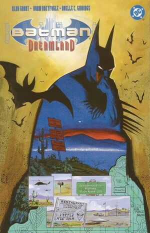 Cover for Batman: Dreamland #1