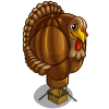 Turkey Balloon-icon