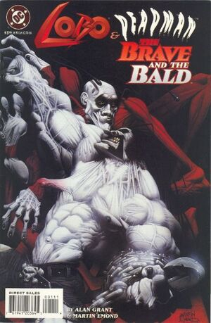 Cover for Lobo/Deadman: The Brave and the Bald #1