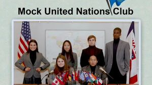 Mock United Nations Club