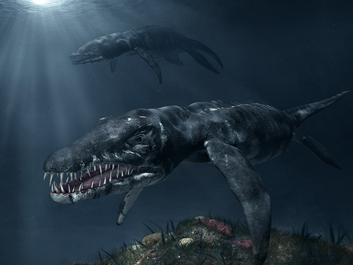 Liopleurodon - Prehistoric Earth Wiki  Liopleurodon - ...