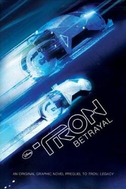 Tron Betrayal comic