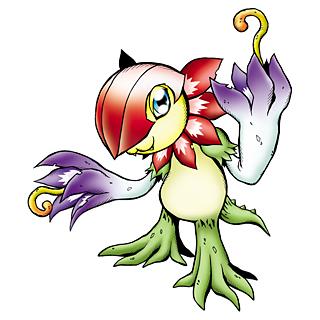 Digimon #000: Floramon Floramon_b