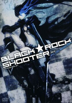 Black Rock Shooter cover