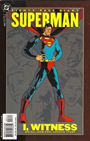 Cover for Superman 80-Page Giant #3