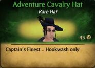 Adventure Cavalry Hat