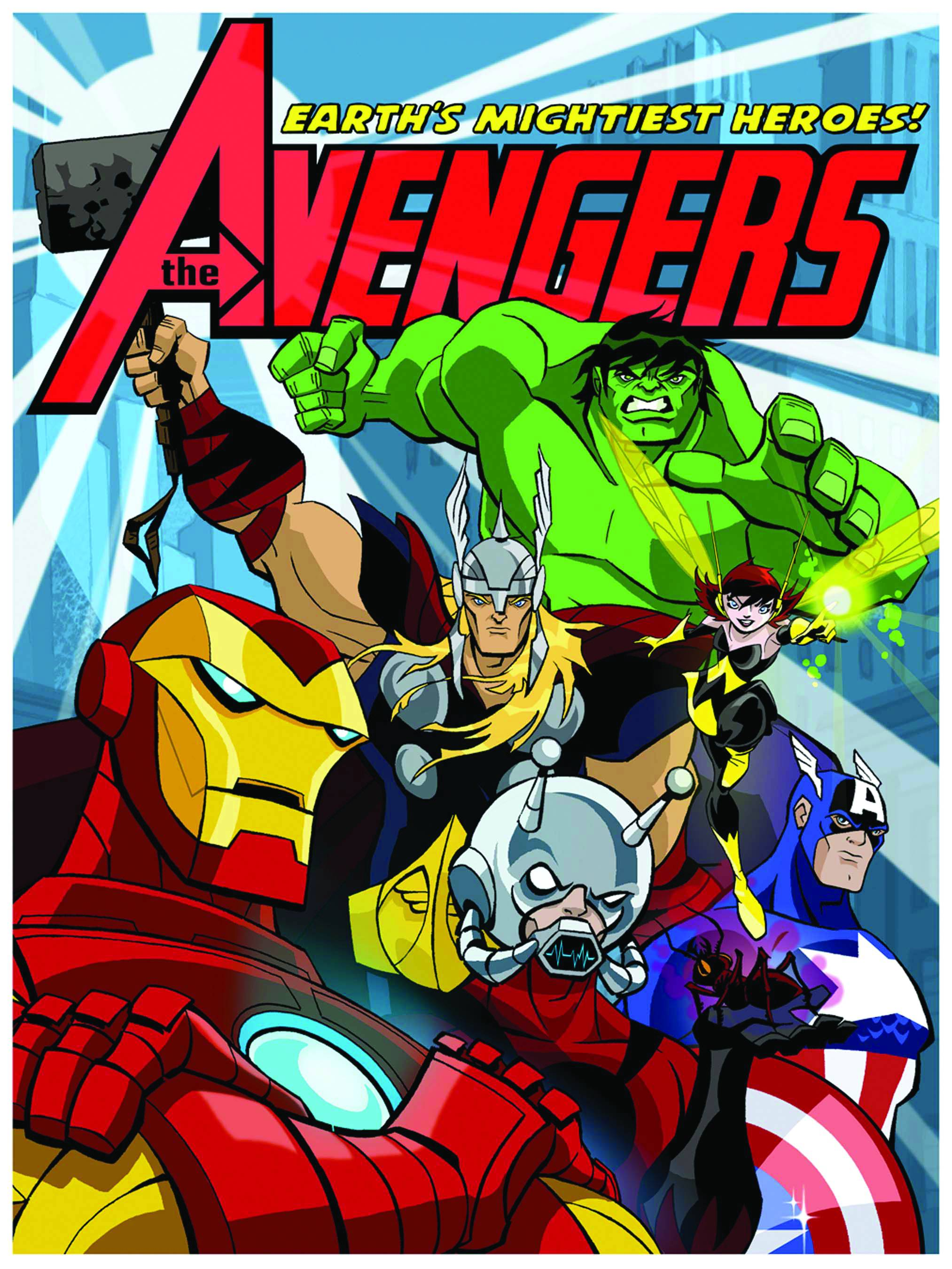 The Avengers: Earth's Mightiest Heroes Volume 6 [DVD9]