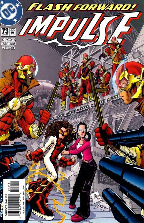 Impulse Vol 1 - DC Comics Database