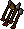 Bronze fire arrows lit 4